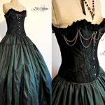 commande costume steampunk ensemble My Oppa gallery dress