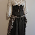 Commande My Oppa pirate steampunk costume spectacle