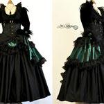 commande robe bal costume My Oppa  dress goth