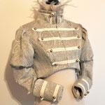Commande boléro steampunk mariée My oppa jacket