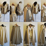 Commande My Oppa order steampunk cape cloak  costume burning man