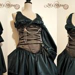 Commande Tenue Artemis My Oppa creation elfique dress