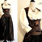 commande my oppa ensemble steampun pirate custom order gallery dress