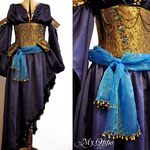 génie aladdin commande tenue My Oppa costume spetacle