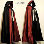 commande cape burlesque rouge noire My Oppa gallery