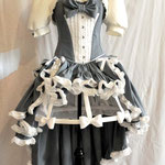 Commande My Oppa alice burlesque dress wedding