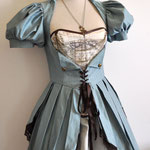 commande costume steampunk Alice My Oppa