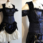 Commande dress bridesmaid steampunk My Oppa steampunk