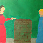 Märchen und malen, lösungsorientiertes Malen, Atelier farbennest, Kunsttherapie