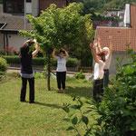Qigong-und Taijiquan-Übungen mit Sabine Engelmann von Engelmann-Mentaltraining (http://www.engelmann-mentaltraining.de/)