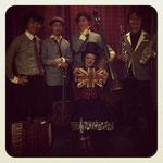 2012.9.16  Rue de valse   新井武人(accordion)平田知之(gt)井上貴志(sax)