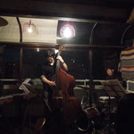 2012.8.5 MOTOYJAZZvol.3 with  nomson goodfield(vo.gt) 中村千智(p.harp)  kay(dr)