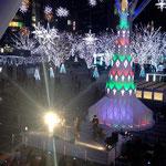 2012.11.29〜12.21 クリスマスマーケット 光の街 博多