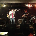 2012.12.28 御ROCK忍 live at Peace