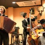 rue de valse 3/24 live at otto bar(山口)