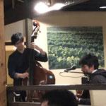 2018.1.12  あんず畑から SOSHI & TAKU
