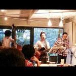 2012.10.27 Nomson goodfield 清水康弘(gt)