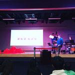2018.2.10 糸島市教育委員会主催 えとおとスケッチコンサート