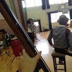 2012.12.5 小学校でのワークショップ