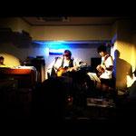 2012.7.6  御ROCK忍 with 國友章太郎(pf)内丸修司(gt)古賀俊作(dr)