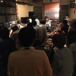 2018.7.7 Canary Sound with 上野ゆみこ(vo,perc)