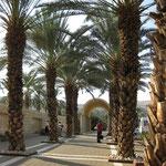 ヨルダン川入口