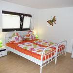 Ferienwohnung Butterfly - Doppelbett 180 x 200 cm