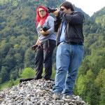 © Schweizer Klub Asiatische Spitze | Wuff Wanderung Muotathal 2016