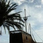 "die ""Santa Maria"" - das Schiff des Christoph Kolumbus"