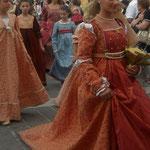Rievocazione medievale (PE)