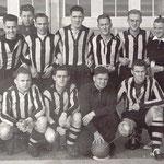 Eerste Veendam team betaald voetbal (1954)