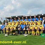 Laatste Veendam team betaalde voetbal(1913)