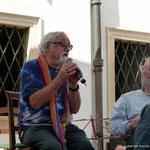 Alex Zanotelli e Massimo Cirri Premio Trabucchi 2013