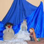 König Winter mit Frau Tau