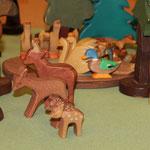 Ostheimer Holztiere