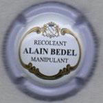 BEDEL Alain (manipulant)   N° 13a   contour mauve pâle