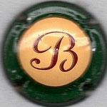BARANCOURT   N° 13   vert foncé, B marron