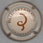 BILLECART-SALMON    N° 53    crème et marron