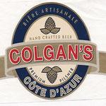 Brasserie Artisanale COLGAN'S   à Mouans-06  (France)