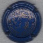 BETOUZET - BRUGNEAU   N° 4   Bleu et or
