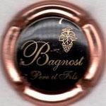 BAGNOST  P. et F.   N° 4   contour rosé
