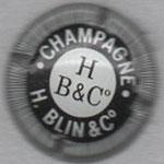 H. BLIN  & Cie   N° 1   grosses lettres