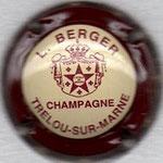 BERGER  L.   N° 1   contour bordeaux