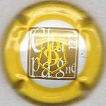 BARNAUT  E.   N° 12   contour jaune