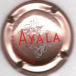 AYALA   N° 32   rosé, rosé majeur