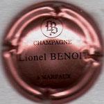 BENOIT Lionel         rosé et noir