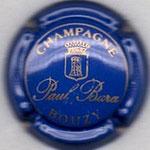BARA Paul   N° 3   bleu et or