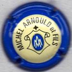 ARNOULT  Michel   N° 12  contour bleu