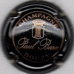 BARA Paul   N° 1   noir et or
