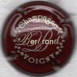 BERTRAND    N° 6   bordeaux et crème